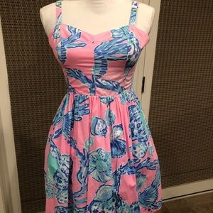 adorable lilly pulitzer dress